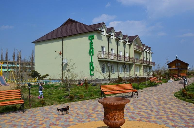 Отельный комплекс Феникс